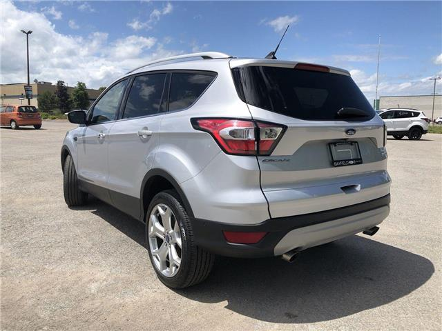 2018 Ford Escape Titanium (Stk: ES181695) in Barrie - Image 4 of 30