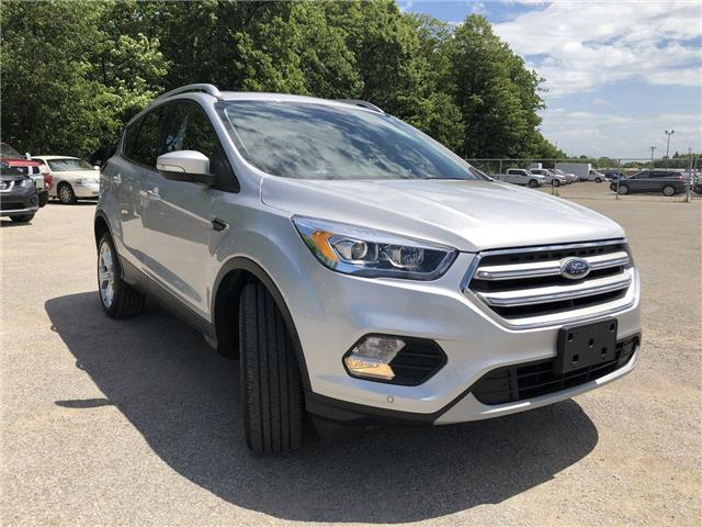 2018 Ford Escape Titanium (Stk: ES181695) in Barrie - Image 7 of 30