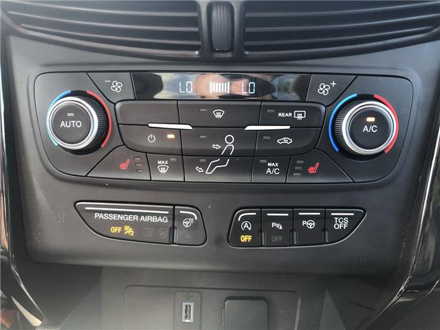 2018 Ford Escape Titanium (Stk: ES181695) in Barrie - Image 17 of 30