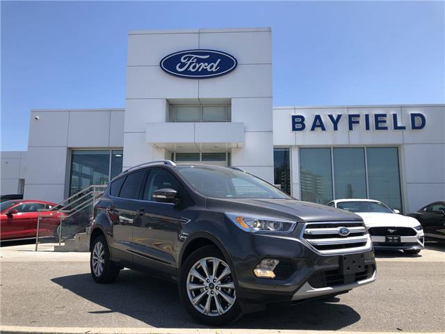 2018 Ford Escape Titanium (Stk: ES181697) in Barrie - Image 1 of 29