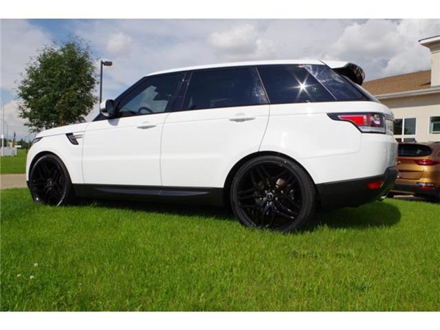 2016 Land Rover Range Rover Sport DIESEL Td6 HSE (Stk: 0885) in Edmonton - Image 4 of 21