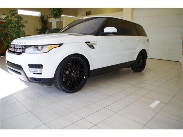 2016 Land Rover Range Rover Sport DIESEL Td6 HSE SOLD! at $59980 for
