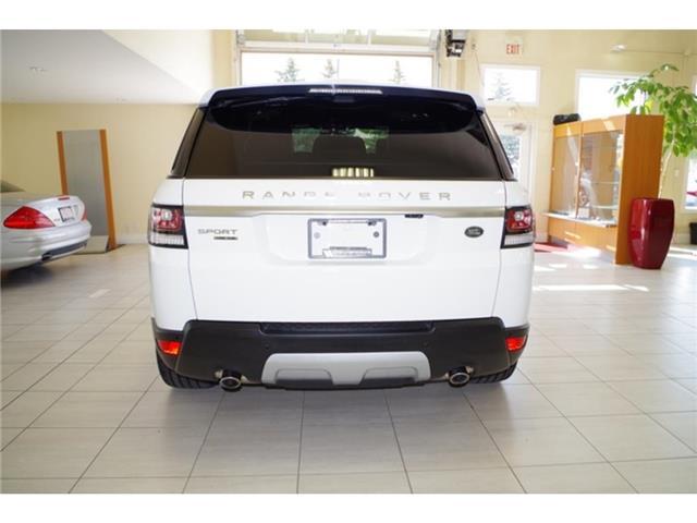 2016 Land Rover Range Rover Sport DIESEL Td6 HSE (Stk: 0885) in Edmonton - Image 8 of 21