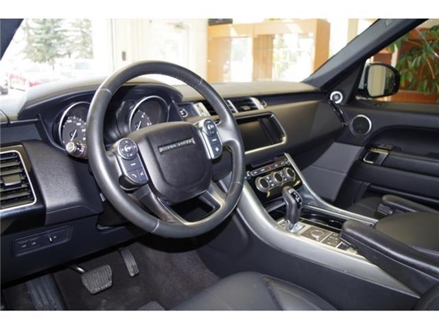 2016 Land Rover Range Rover Sport DIESEL Td6 HSE (Stk: 0885) in Edmonton - Image 14 of 21