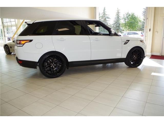 2016 Land Rover Range Rover Sport DIESEL Td6 HSE (Stk: 0885) in Edmonton - Image 21 of 21