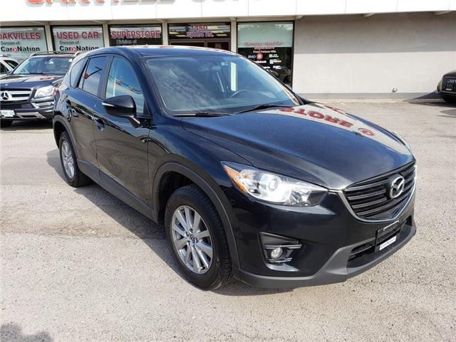 2016 Mazda CX-5 GS | NAV | SUNROOF | BLINDSPOT | B/U CAM (Stk: P12242A) in Oakville - Image 2 of 23