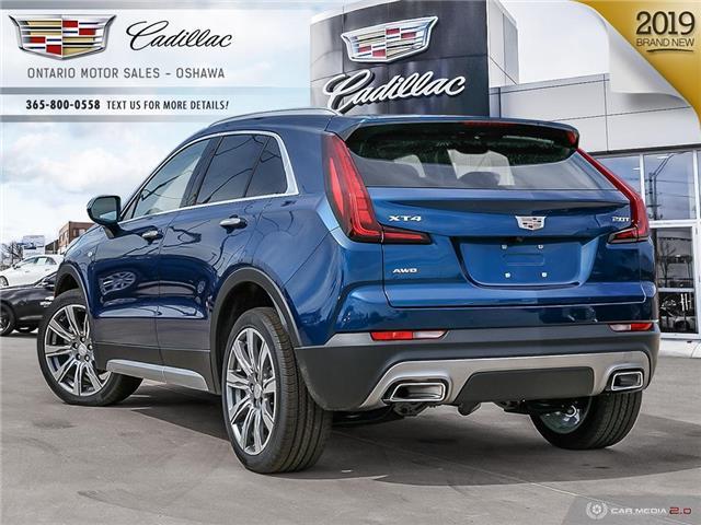 2019 Cadillac XT4 Premium Luxury (Stk: 9214613) in Oshawa - Image 4 of 19