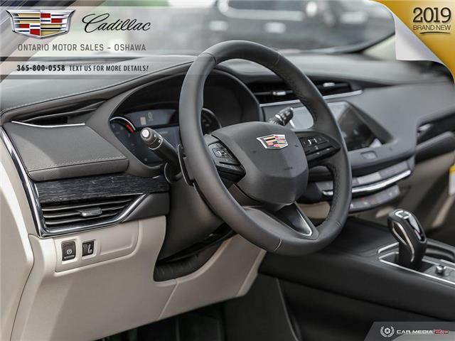 2019 Cadillac XT4 Premium Luxury (Stk: 9214613) in Oshawa - Image 12 of 19