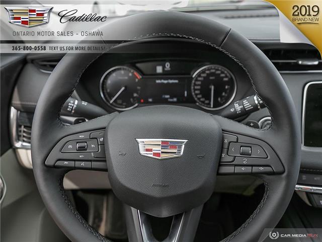 2019 Cadillac XT4 Premium Luxury (Stk: 9214613) in Oshawa - Image 13 of 19