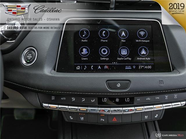 2019 Cadillac XT4 Premium Luxury (Stk: 9214613) in Oshawa - Image 14 of 19