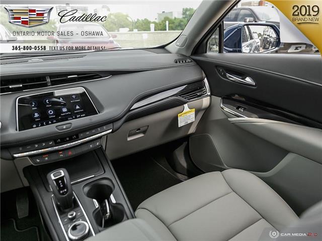 2019 Cadillac XT4 Premium Luxury (Stk: 9214613) in Oshawa - Image 18 of 19