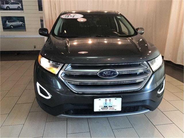 2015 Ford Edge SEL w/ Ecoboost | Navigation | Remote Starter (Stk: K31686) in Toronto - Image 2 of 29