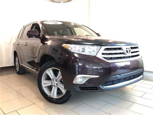 2013 Toyota Highlander Limited (Stk: K31709) in Toronto - Image 1 of 28
