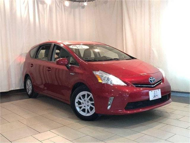 2014 Toyota Prius v Base (Stk: K31603) in Toronto - Image 1 of 29