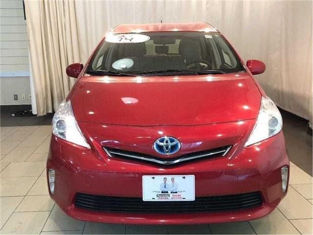 2014 Toyota Prius v Base (Stk: K31603) in Toronto - Image 2 of 29