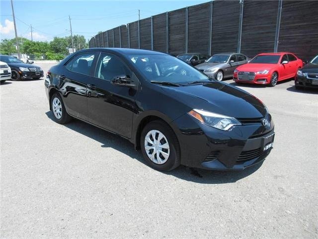 2015 Toyota Corolla  (Stk: 16300A) in Toronto - Image 1 of 10