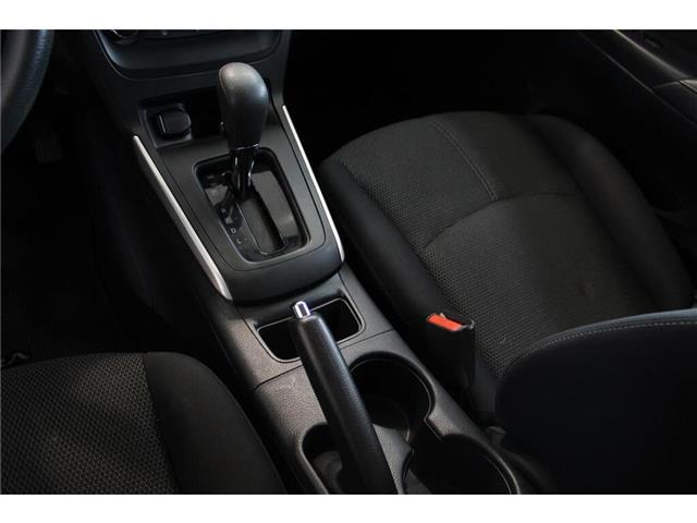 2016 Nissan Sentra  (Stk: 637022) in Milton - Image 21 of 38