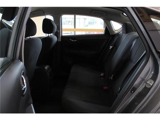 2016 Nissan Sentra  (Stk: 637022) in Milton - Image 25 of 38