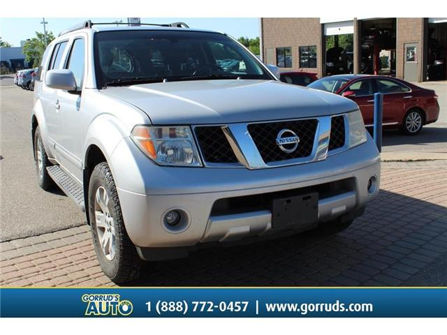 2006 Nissan Pathfinder  (Stk: 643355) in Milton - Image 1 of 10