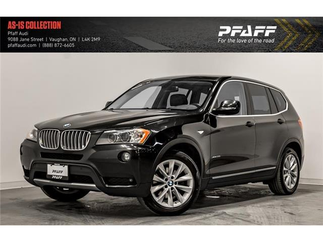 2011 BMW X3 xDrive35i (Stk: C6724A) in Vaughan - Image 1 of 21