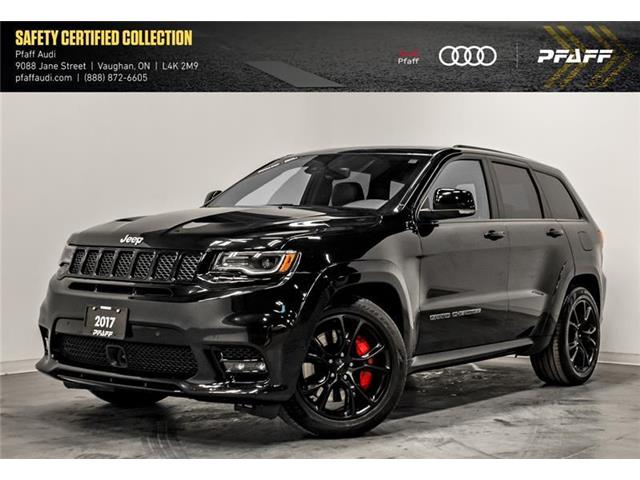 2017 Jeep Grand Cherokee SRT (Stk: T16935A) in Vaughan - Image 1 of 22
