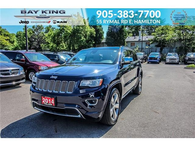 2014 Jeep Grand Cherokee Limited (Stk: 197648A) in Hamilton - Image 1 of 24