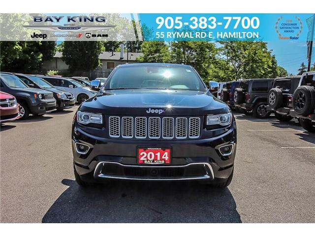 2014 Jeep Grand Cherokee Limited (Stk: 197648A) in Hamilton - Image 2 of 24