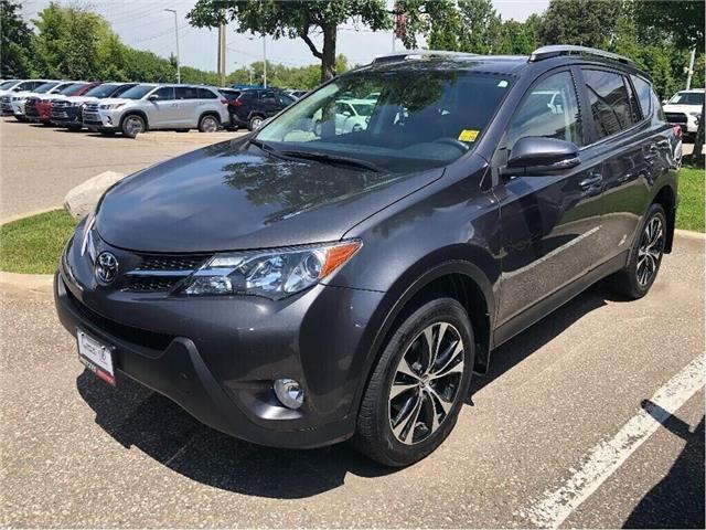 2015 Toyota RAV4  (Stk: u2660) in Vaughan - Image 1 of 17