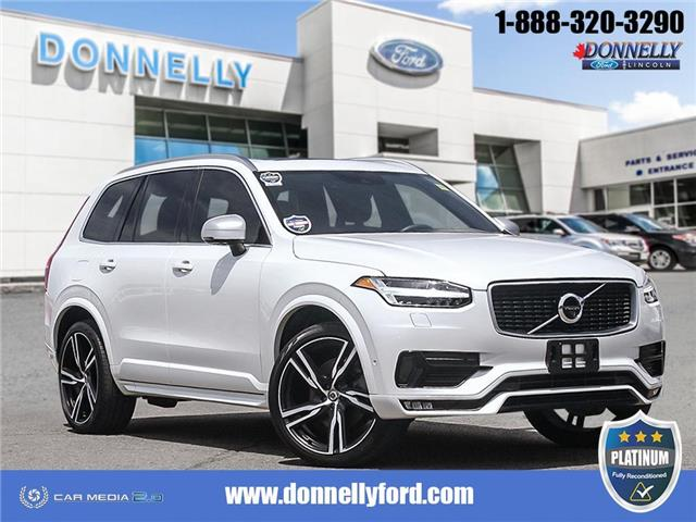 2016 Volvo XC90 T6 R-Design at $49988 for sale in Ottawa - Donnelly Ford