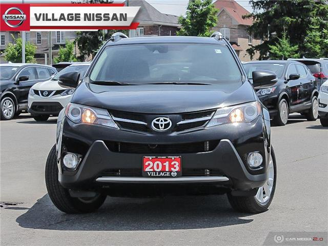 2013 Toyota RAV4 Limited (Stk: 90235A) in Unionville - Image 2 of 26