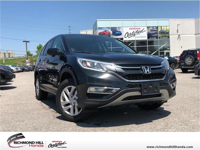 2015 Honda CR-V EX-L (Stk: 190811P) in Richmond Hill - Image 1 of 19