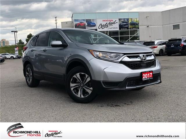 2017 Honda CR-V LX (Stk: 191112P) in Richmond Hill - Image 1 of 23