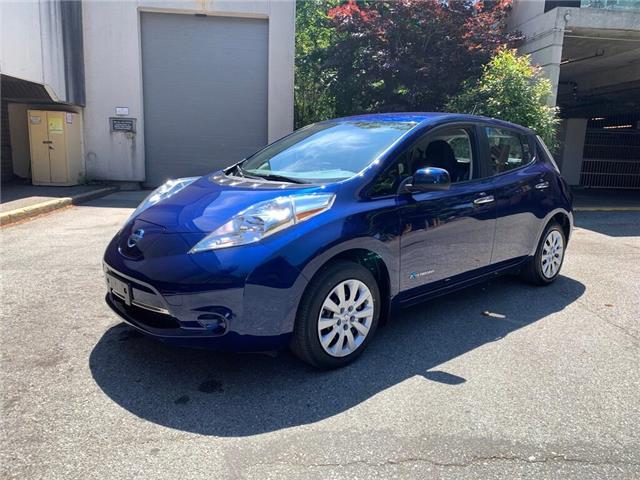 2017 Nissan LEAF  (Stk: B17691) in Vancouver - Image 8 of 25