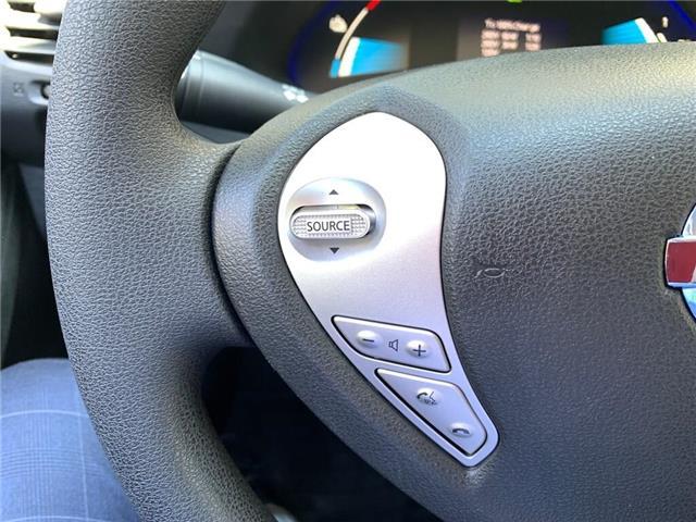 2017 Nissan LEAF  (Stk: B17691) in Vancouver - Image 24 of 25