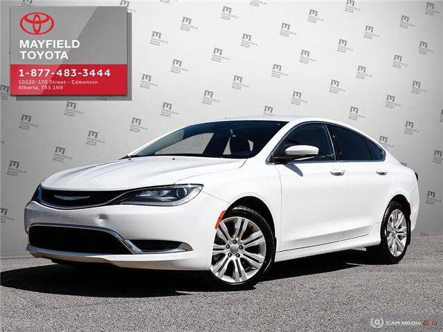 2016 Chrysler 200 Limited (Stk: 194166) in Edmonton - Image 1 of 21