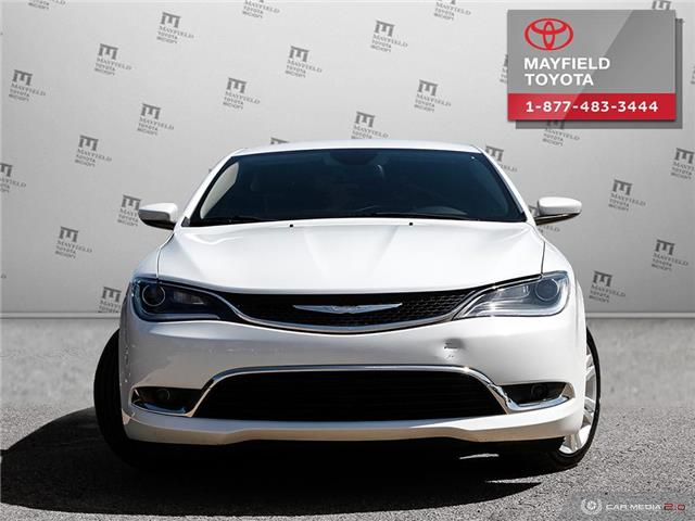 2016 Chrysler 200 Limited (Stk: 194166) in Edmonton - Image 2 of 21