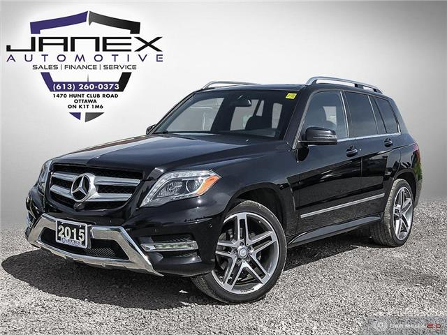 2015 Mercedes-Benz Glk-Class Base (Stk: 19296) in Ottawa - Image 1 of 29
