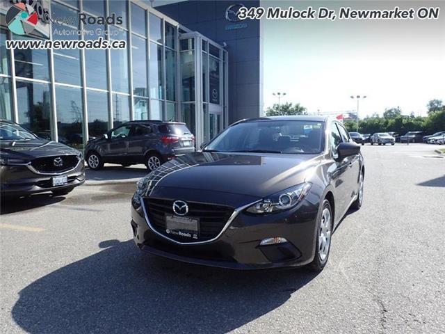 2016 Mazda Mazda3 GX (Stk: 40937A) in Newmarket - Image 1 of 30