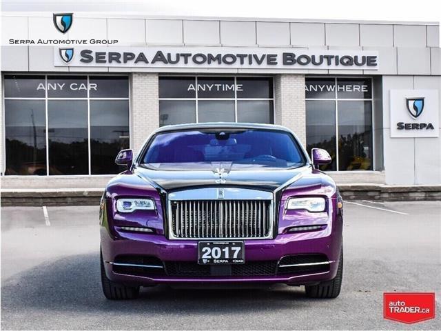 2017 Rolls-Royce Wraith  (Stk: P1210) in Aurora - Image 2 of 30