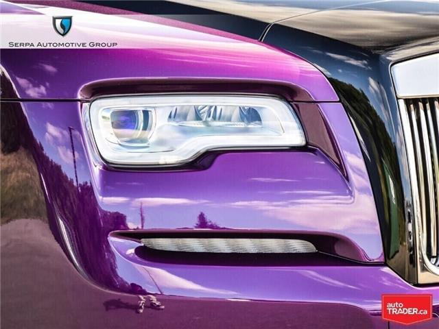 2017 Rolls-Royce Wraith  (Stk: P1210) in Aurora - Image 8 of 30