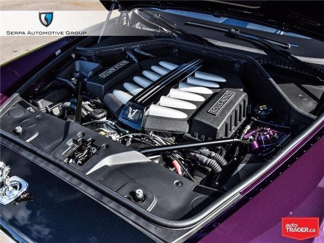 2017 Rolls-Royce Wraith  (Stk: P1210) in Aurora - Image 9 of 30