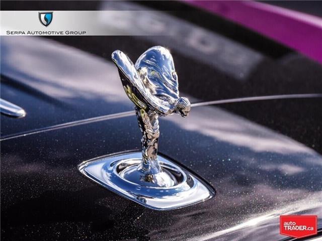 2017 Rolls-Royce Wraith  (Stk: P1210) in Aurora - Image 11 of 30