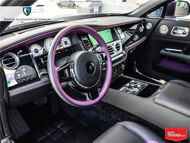 2017 Rolls-Royce Wraith  (Stk: P1210) in Aurora - Image 15 of 30