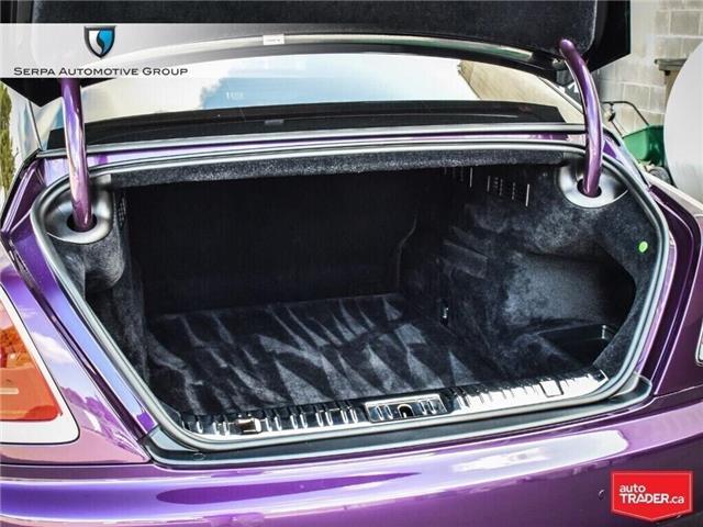 2017 Rolls-Royce Wraith  (Stk: P1210) in Aurora - Image 30 of 30