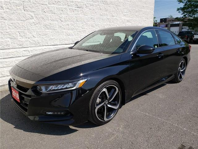 2018 Honda Accord Sport 2.0T (Stk: 19P140) in Kingston - Image 2 of 29