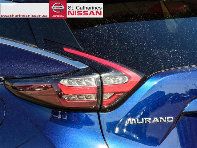 2019 Nissan Murano  (Stk: P2383) in St. Catharines - Image 9 of 26