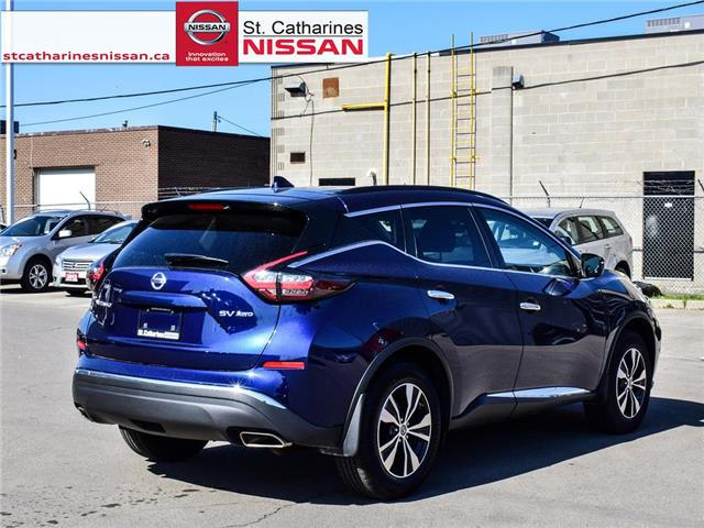 2019 Nissan Murano  (Stk: P2383) in St. Catharines - Image 6 of 26