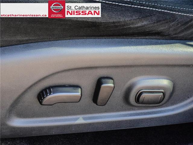 2019 Nissan Murano  (Stk: P2383) in St. Catharines - Image 15 of 26