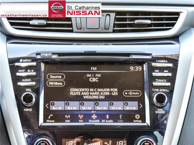 2019 Nissan Murano  (Stk: P2383) in St. Catharines - Image 18 of 26