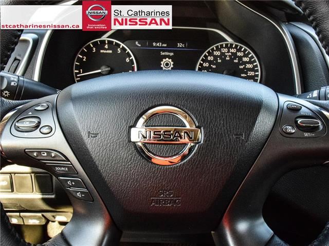 2019 Nissan Murano  (Stk: P2383) in St. Catharines - Image 23 of 26